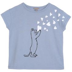 Nouveau tee-shirt pour enfants de la marque française Emile et Ida à prix tout doux