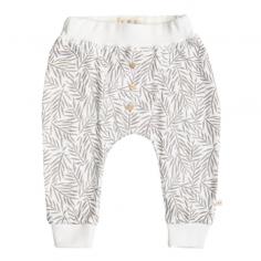 Pantalon blanc palmiers...