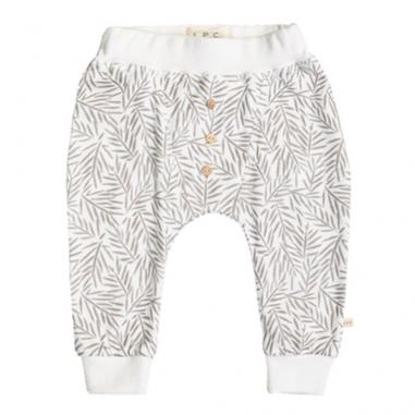 Pantalon blanc palmiers pour enfants Les Petites Chose
