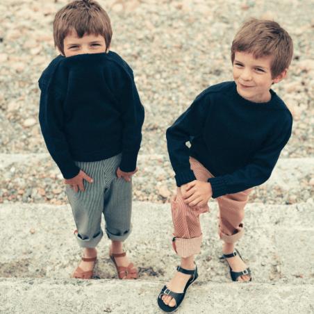 Sandales salt-water pour petits garçons de couleur camel au meilleur prix