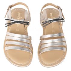 Sandales de couleur doré pour enfants signées Emile et Ida au meilleur prix