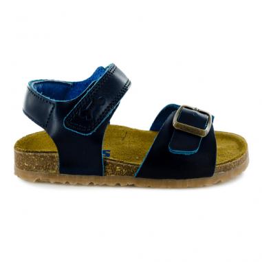 Sandales de couleur marine pour enfants de la marque Stones and Bones à petit prix