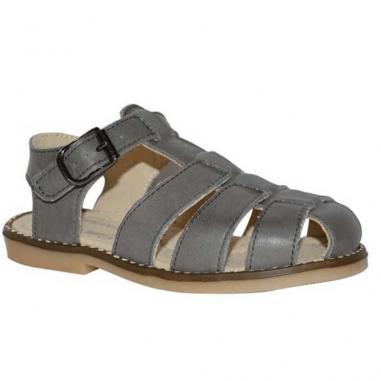 Sandales de couleur grises pour enfants de la collection été Little Mary au meilleur prix