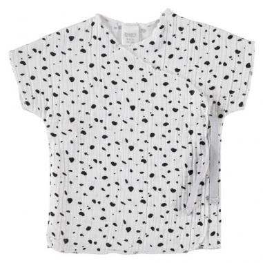 Tee-shirt pour bébés en coton tout doux de la marque Bean's Barcelona