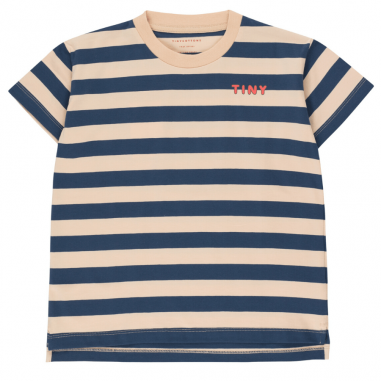 Beau tee-shirt marinière pour enfants de la collection été Tinycottons au meilleur prix