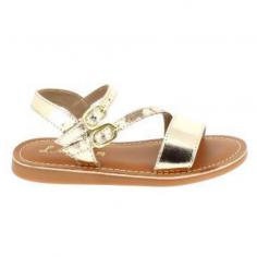 Sandales doré pour enfants...