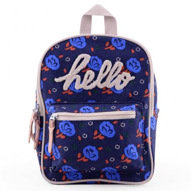 sac à dos bleu enfants Jojo factory
