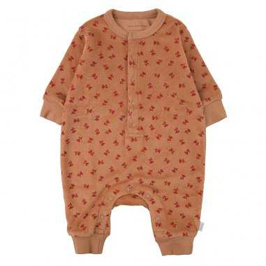 Pyjama fleurs pour bébés Tinycottons
