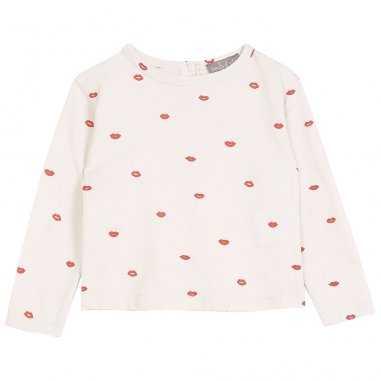 Tee-shirt bisous pour enfants Emile...