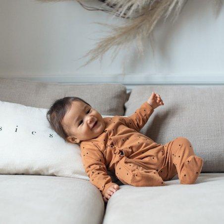 Pyjama caramel pour bébés Bonjour Little