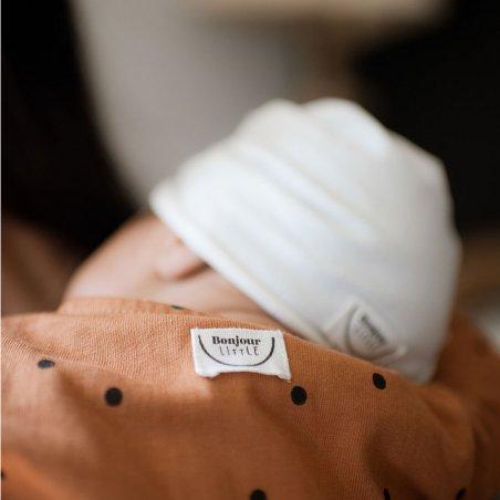 Pyjama bébés avec pieds de la marque Bonjour Little