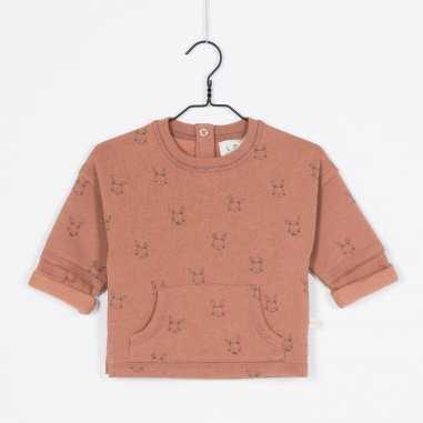 Sweatshirt lapin cannelle pour enfants de la marque Les Petites Choses