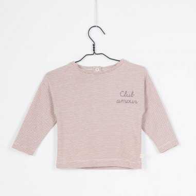 Tee-shirt club amour pour enfants de la marque Les Petites Choses