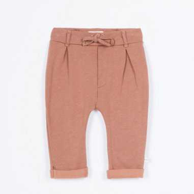 Pantalon minichino cannelle pour enfants de la marque Les Petites Choses