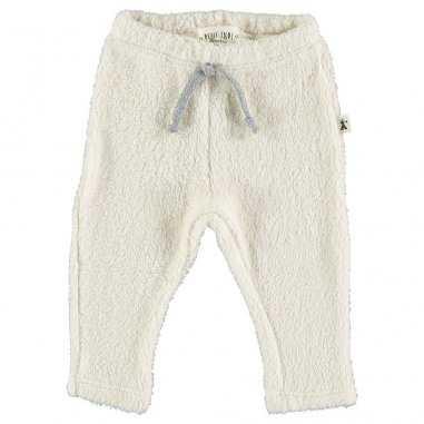Pantalon blanc pour enfants de la marque Petit Indi