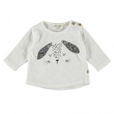Tee-shirt petit chien pour enfants de la marque Petit Indi