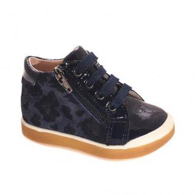 Chaussures marine pour enfants de la marque Acebos
