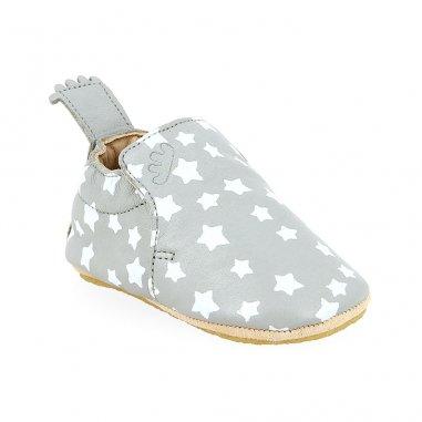 Chaussons antidérapants petites étoiles pour enfants de la marque Easy Peasy