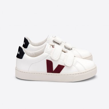 Sneakers V10 esplar marsale pour enfants de la marque Veja