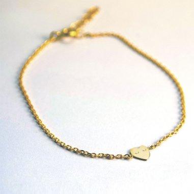 Bracelet coeur pour enfants de la marque Adorabili