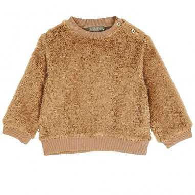 Sweatshirt ambre pour bébés de la marque Emile et Ida
