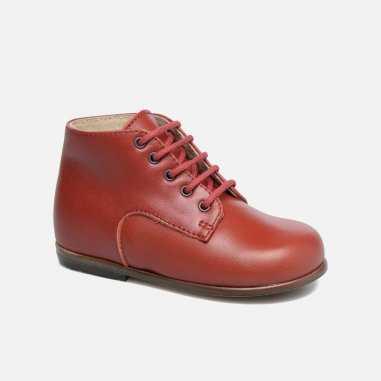 Chaussures rouges pour enfants de la marque Little Mary