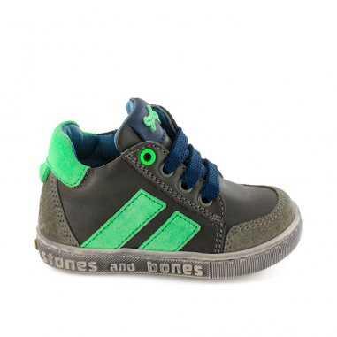 Chaussures taupe pour enfants de la marque Stones and Bones