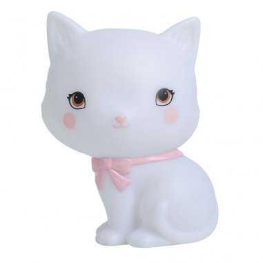 Veilleuse chat pour enfants de la marque A little lovely company