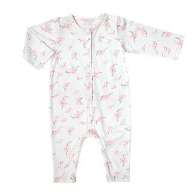 Combinaison day + night pansies pour bébés de la marque Bonjour Little
