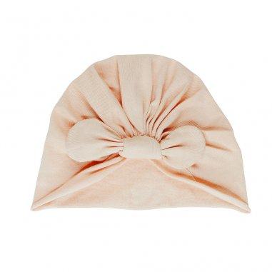 Bonnet beanie perfect nude pour bébés de la marque Bonjour Little