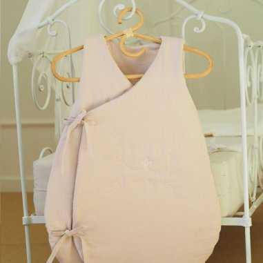 Gigoteuse rose pour bébés de la marque Capuchon