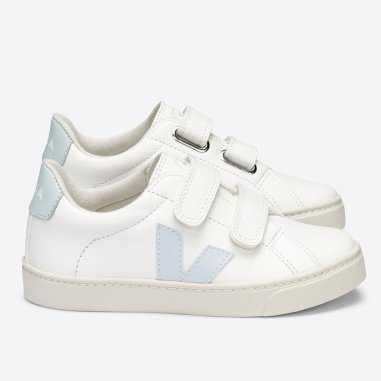 Sneakers Veja pour enfants de couleur menthol