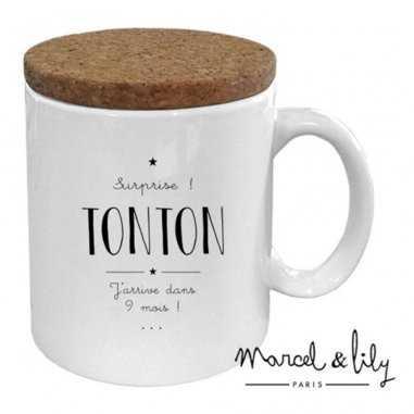Mug surprise tonton de la marque Marcel et Lily