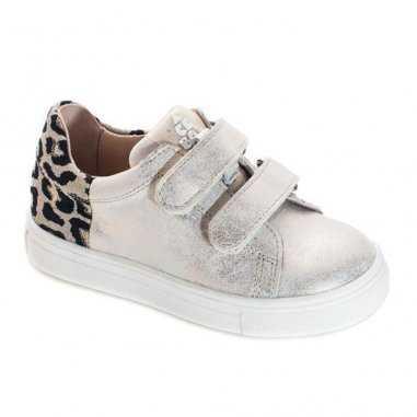 Chaussures léopard pour enfants de la marque Acebos