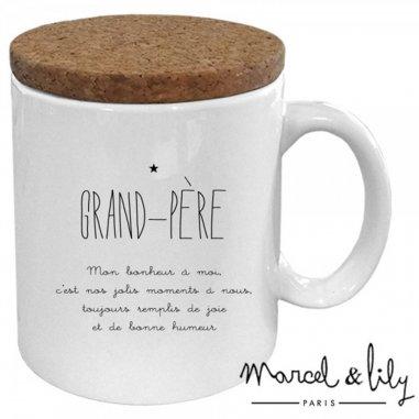 Mug grand-père de la marque Marcel et Lily