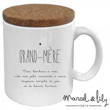 Mug grand-mère de la marque Marcel et Lily