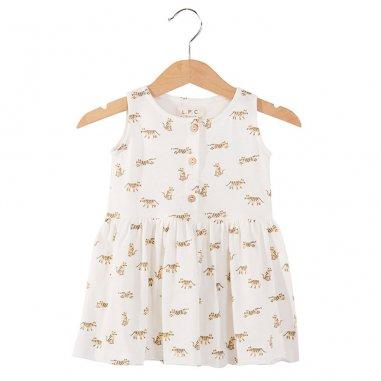 Robe tigre pour enfants de la marque Les Petites Choses