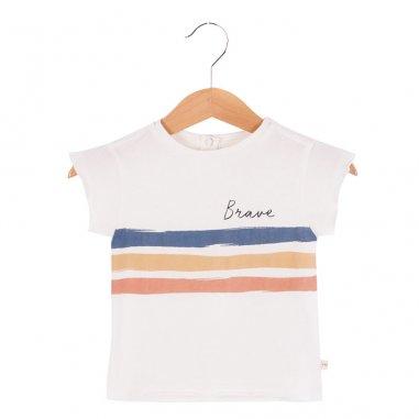 Tee-shirt à rayures pour enfants de la marque Les Petites Choses