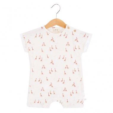 Barboteuse girafes pour bébés de la marque Les Petites Choses
