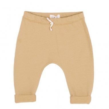 Pantalon sarouel de couleur camel pour enfants Les Petites Choses