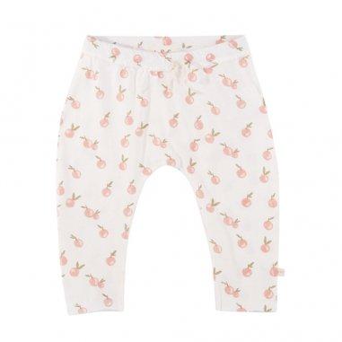 Pantalon mandarine pour enfants de la marque Les Petites Choses