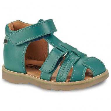 Sandales vertes pour enfants de la marque GBB