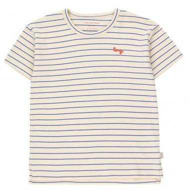 Tee-shirt tiny à rayures pour enfants de la marque Tinycottons