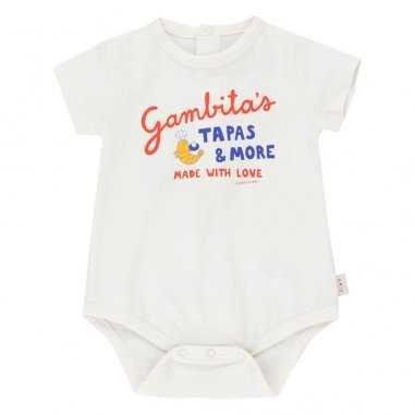 Body gambitas pour bébés de la marque Tinycottons