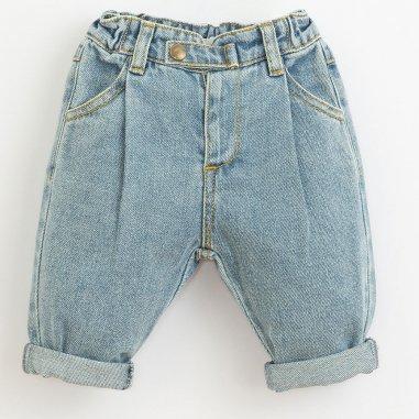 Pantalon en jean pour bébés de la marque Play up