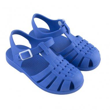 Sandales bleu waterproof pour enfants de la marque Tinycottons
