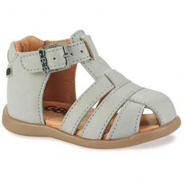 Sandales grises pour enfants de la marque GBB