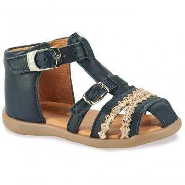 Sandales marine pour enfants de la marque GBB