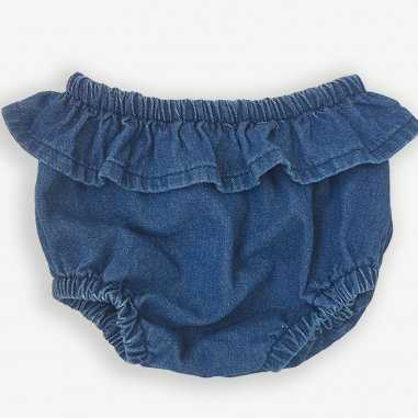 Bloomer en jean pour bebes de la marque Play up