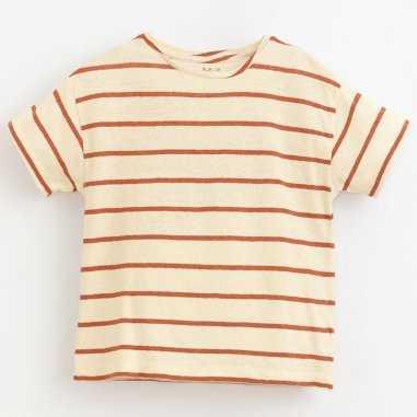 Tee-shirt à rayures pour enfants de la marque Play up